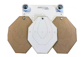 DAA - Dry-Fire RUNNER/SLIDER Target Kit