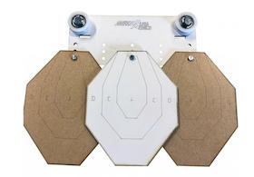 DAA - Dry-Fire RUNNER/SLIDER Target Kit