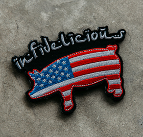 Grunt Style - Infidelicious - Patch