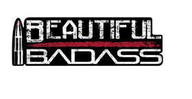 Grunt Style - Beautiful Badass - Sticker