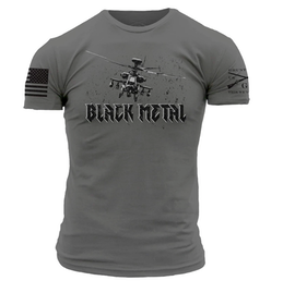 Grunt Style - Black Metal - T-Shirt