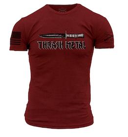 Grunt Style - Thrash Metal - T-Shirt