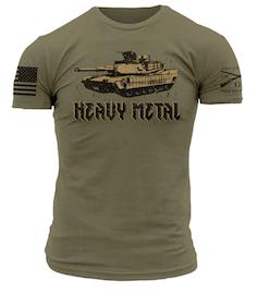 Grunt Style - Heavy Metal - T-Shirt