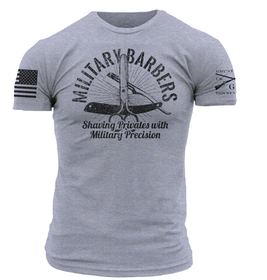 Grunt Style - Military Barbers - T-Shirt