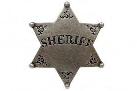 Denix -  Sheriff star badge