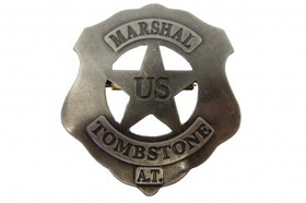 Denix -  US Marshal tombstone badge