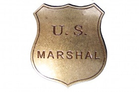 Denix -  US Marshal badge