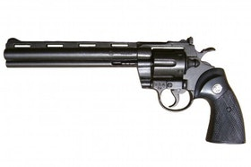 "Denix - Phyton revolver 8"", USA 1955, replica"