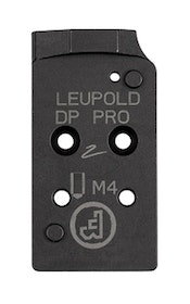 CZ - Shadow 2 Optics Ready Plate Mount - Leupold Delta Point