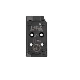 CZ - Shadow 2 red dot plate - Shield sms / rmr