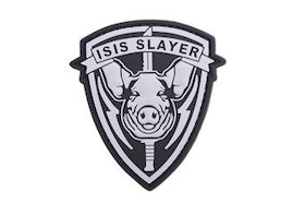 3D Rubber ISIS Pig Patch