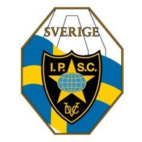 IPSC Sweden Logo - Patch
