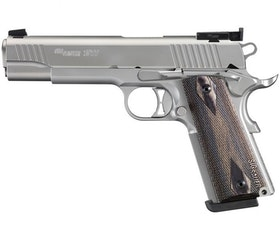 Sig Sauer - 1911 Traditional Match Elite Stainless 9mm
