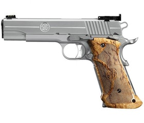 Sig Sauer - 1911 Stainless Supertarget .45 ACP