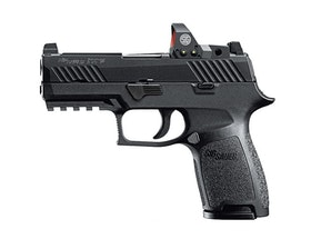 Sig Sauer P320 RX Compact 9mm x 19 w. ROMEO1