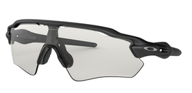Oakley - Radar® EV Path - Clear Black Iridium Photochromic