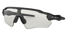 Oakley - Radar® EV Path - Clear Black Iridium Photochromic