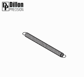 Eemann Tech - Slide Return Spring 13928 for Dillon RL550