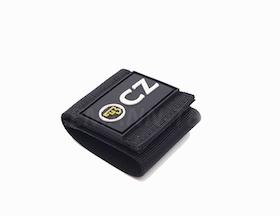 "CZ Belt loop with ""CZ"" logo"