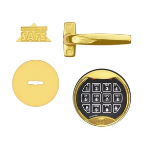 Scandinavian Safe - Gold Edition (Gulddetaljer)