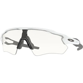 Oakley - Radar EV Path Polished White w/ Clear