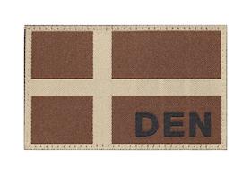 Clawgear - Denmark Flag Desert Patch
