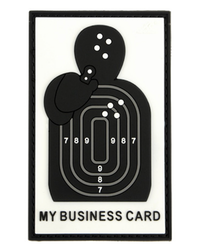 My business card - Patch