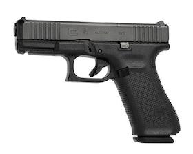 Glock 45 Gen5 MOS FS, 9 mm, threaded M13,5X1 left