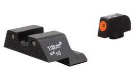 Trijicon - HD XR Night sight set w/Orange front outline