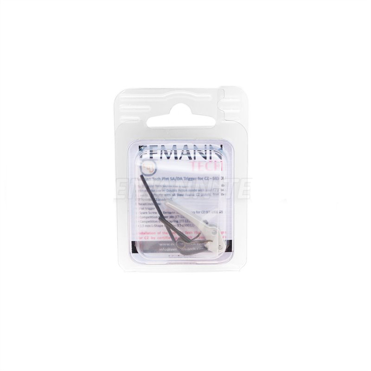 Eemann Tech - Flat sa/da trigger for cz