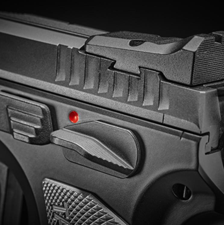 CZ - Tactical sports 2 - 9mm - Black
