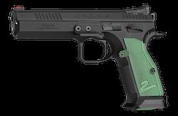 CZ - Tactical sports 2 - 9mm - Racing green