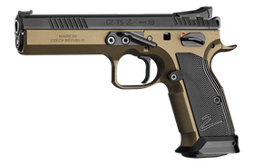CZ - Tactical Sports 2 - 9mm - Deep Bronze