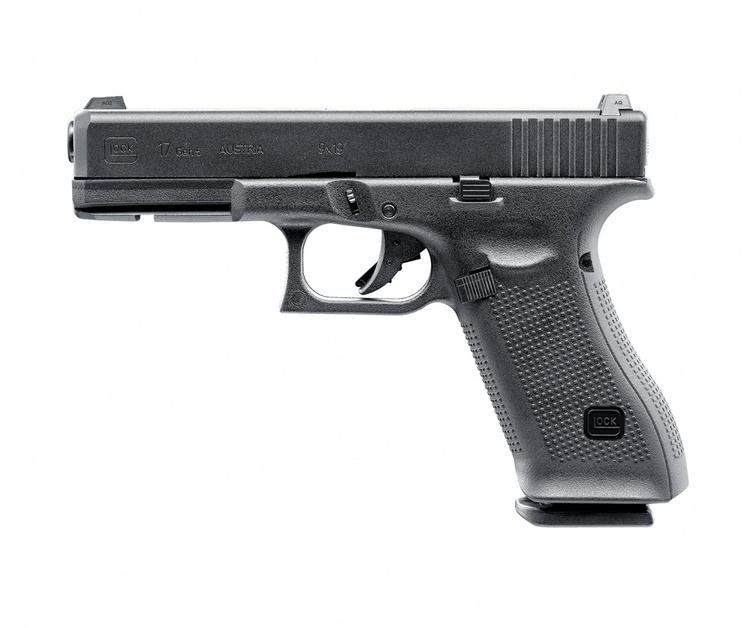 Airsoft GBB Glock 17 gen.5 Gas