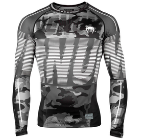 Venum - Tactical Rashguard - Long Sleeves - Urban Camo/Black