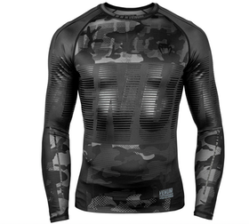 Venum - Tactical Rashguard - Long Sleeves - Urban Camo/Black/Black