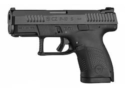 CZ - P-10 S, 9 MM
