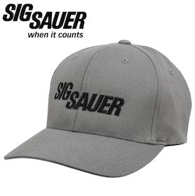 Sig Sauer - Gray FlexFit Hat