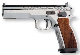 CZ 75 Tactical Sports IPSC, .40SW
