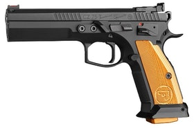 CZ 75 Tactical Sports Orange IPSC, .40S&W