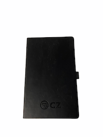 CZ - Notebook (lined)