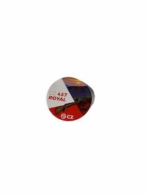 CZ - 457 Royal - Sticker