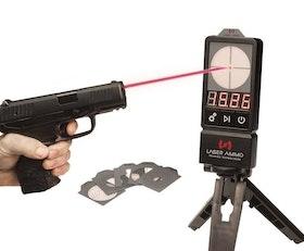 LaserAmmo - LaserPET™ II + SureStrike 9mm (9x19) cartridge - Red Laser