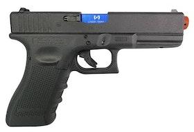 LaserAmmo - Recoil Enabled Training Pistol - Umarex G17- RED laser