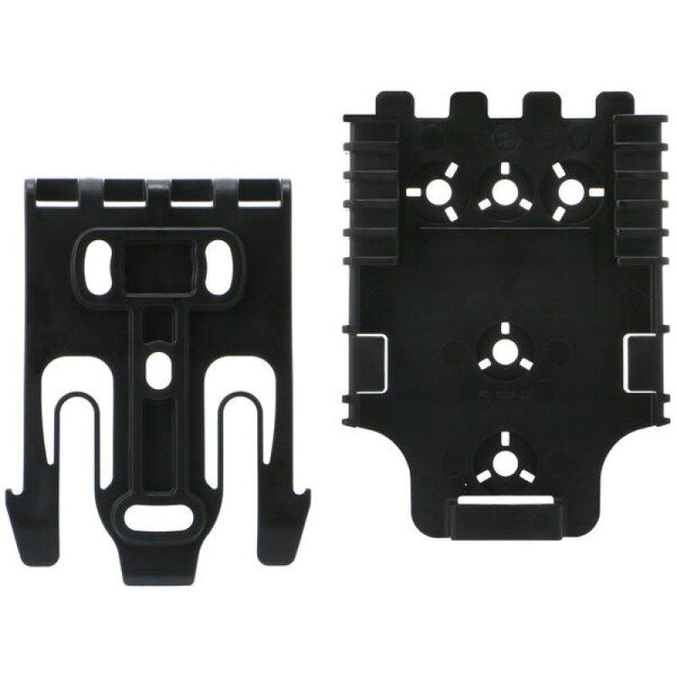 Quick locking system kit QLS19 and QLS22