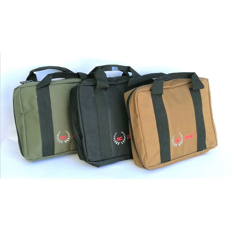 """RC TECH - Special bag for 2 pistol up to 6"""" + 12 magazines"""