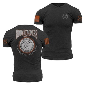 Grunt Style - Bodystackers union - T-Shirt