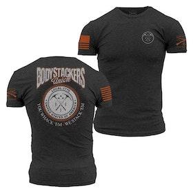 Grunt Style - Bodystackers union - T-Shirt
