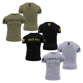 Grunt Style - Army - Field day - T-Shirt