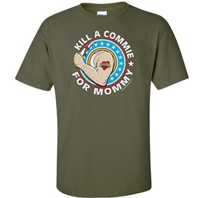 Gadsen - Kill a Commie For Mommy - Men's - T-Shirt